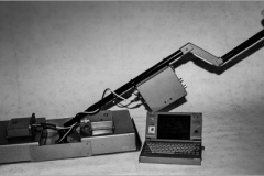 perviy georadar OKO-1 1989 g