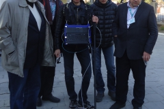 prezentaziya georadara OKO-3 Injzenernaya geofizika 2015